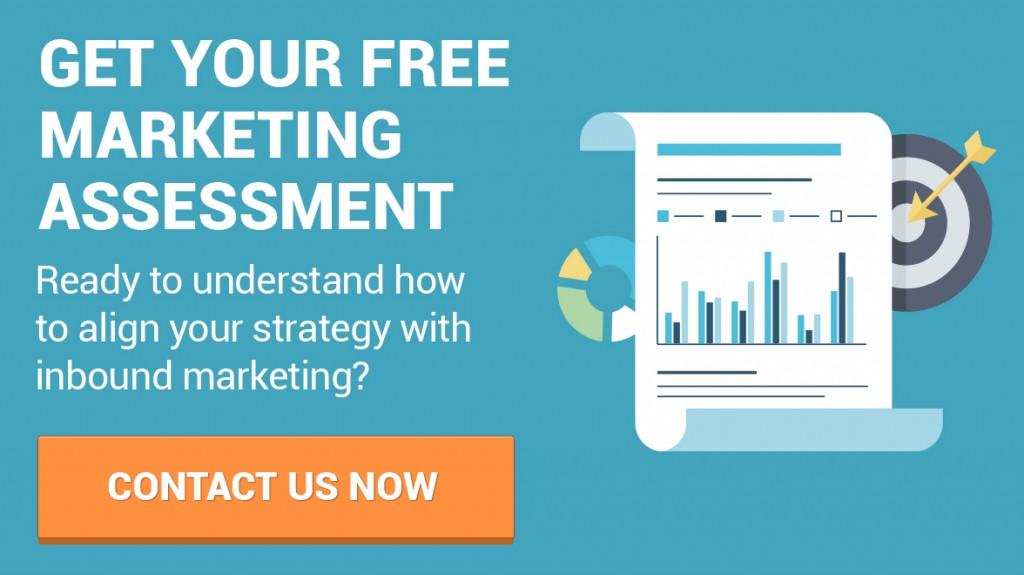 Get a free marketing evaluation by Evoke Design.