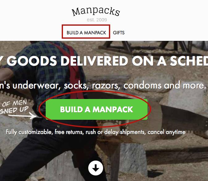 manpack